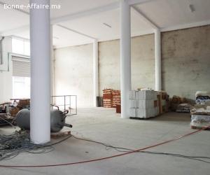 Bâtiment Industriel de 4.000m² — PI Sapino, Nouac