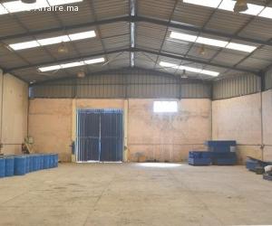 Bâtiments de stockage 500 m², 1.000 m², 1500 m² à Lakhyayta
