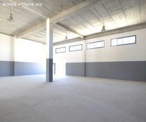 Bâtiments industriels de 1.200 à 2.400 m² à Aïn Sebaâ