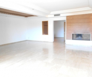 Bel appartement en location à Rabat jnan souissi
