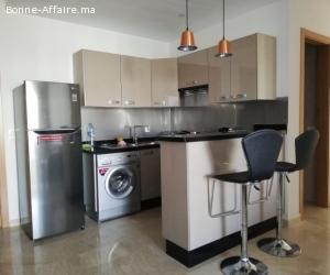 Bel appartement meublé à louer à Hivernage Sonaba