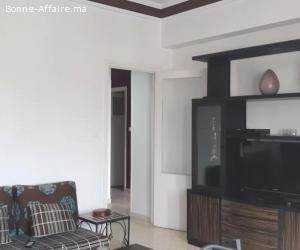Bel appartement meublé en location à Rabat Hassan