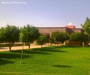 Belle ferme titrée à 48 km de Marrakech