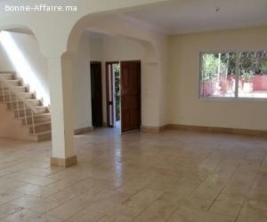 Belle villa de 246m² a Oisis Casablanca