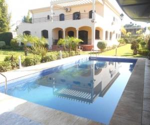 Belle villa en location à Rabat Onep souissi