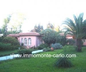 Belle villa en location à Souissi rabat