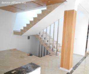 Belle villa neuve en location à RABAT Hay riad