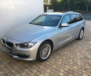 BMW 320d Touring Luxury 184 BVA8