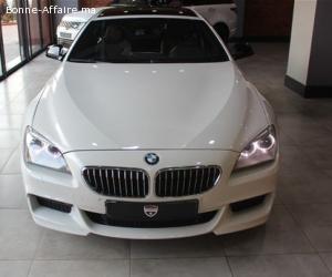 BMW Serie 6 2012 Prix: 70000DH