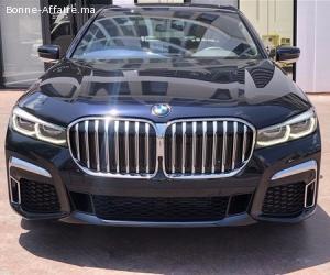 BMW Serie 7 2019 Prix: 79.000 DH