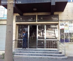 Bureau de 23 m2 Maarif dans Business Center .