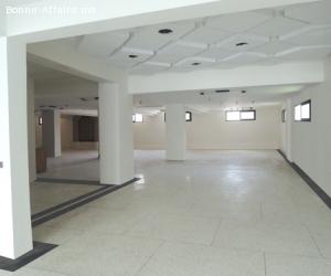 Bureau de 400 m² au Boulevard Massira Khadra