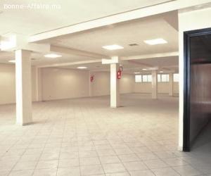 Bureaux à louer 330 m² à Lissasfa
