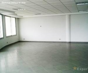 Bureaux de 91 m² à 186 m² en plateaux de 400 m² Aïn Sebaâ