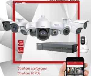 Camera surveillance hikvision