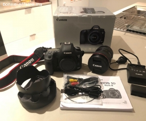 Canon 5D Mark III / Mark IV with 24-105mm lens