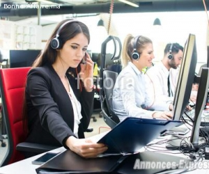 Centre d'appel pour les débutants