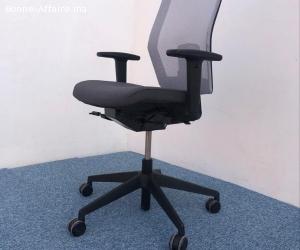 Chaise à roulette Könight & Neurath Jet II