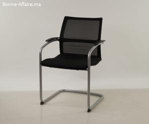Chaise visiteur Sedus open up