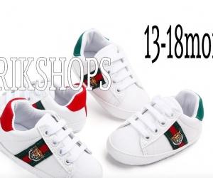 Chaussures pour bébé taille disponible ( 13-18 mois)