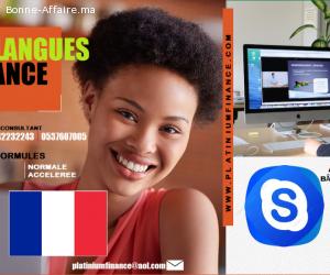 COURS DE LANGUES A DISTANCE –FRANÇAIS–ANGLAIS –GENERAL-Pro