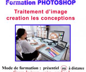 Cours  Photoshop  Accélérée
