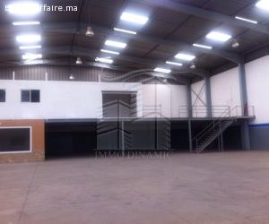 Dépôt à louer à Tassila Agadir 5000 m²