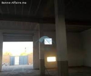dépôt à proximité de Sidi Youssef Ben Ali  en location