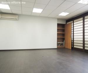 Des espaces de bureau de 134 m² à Abdelmoumen, Casablanca