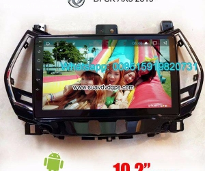 DFSK AX3 2019 Car radio update android GPS navigation camera
