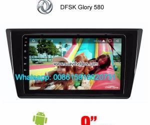 DFSK Glory 580 Car parts radio android wifi GPS camera