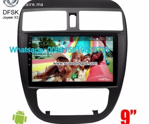 DFSK Joyear X3 Car stereo audio radio android GPS navigation