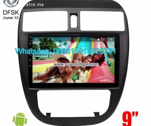 DFSK Joyear X5 2018 Car stereo radio android GPS navigation