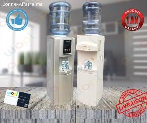 Distributeur de fontaines réfrigérantes d'eau de source