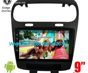 Dodge Journey Car audio radio android GPS navigation camera