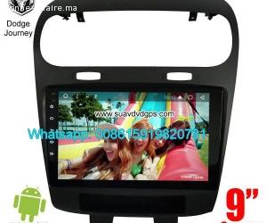Dodge Journey Car audio radio android GPS navigation camera