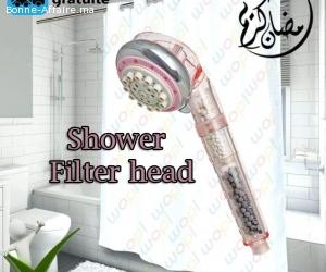 Douchette pour salle de bain antichlore