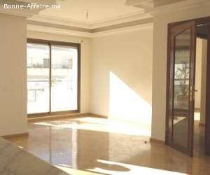 Duplex de 230 m² avec vastes terrasses  à Triangle d'Or
