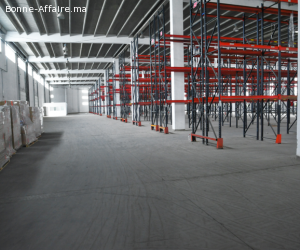 Espaces de stockage de 1.000 à 6.500 m² — Parc Sapino