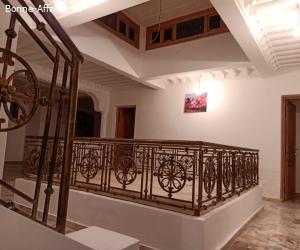 Etage villa (maison RHIN) en location à jawhara targa