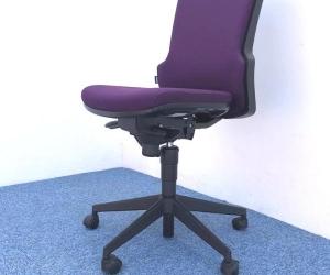 Fauteuil de bureau Eurosit pas chère violet
