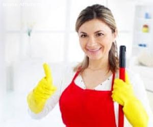 Femme de ménage logé