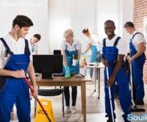 Femmes de ménage / Garde malade / Nounous
