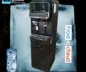 Fontaine à eau froide et chaude 5 filtre