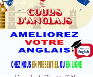 formation  anglais  Kenitra