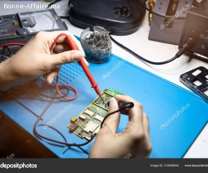 Formation en réparation des téléphones