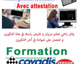 Formation Formateur  Covadis (topographie – voirie –assainis