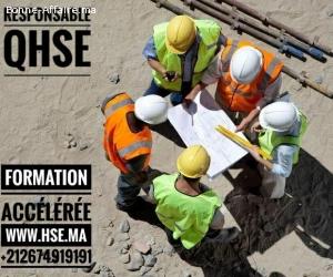 Formation HSE Kenitra Maroc