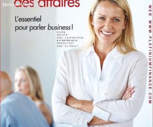 FORMATION INDIVIDUELLE – ANGLAIS DES AFFAIRES-PROFESSIONNELS