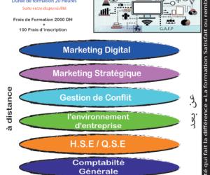 Formation pratique en marketing digital à distance